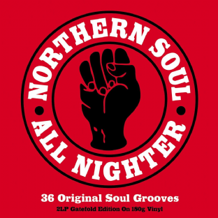 V/A - Northern Soul All Nighter (LP) (180g Vinyl) (M/M) (Sealed) (2)